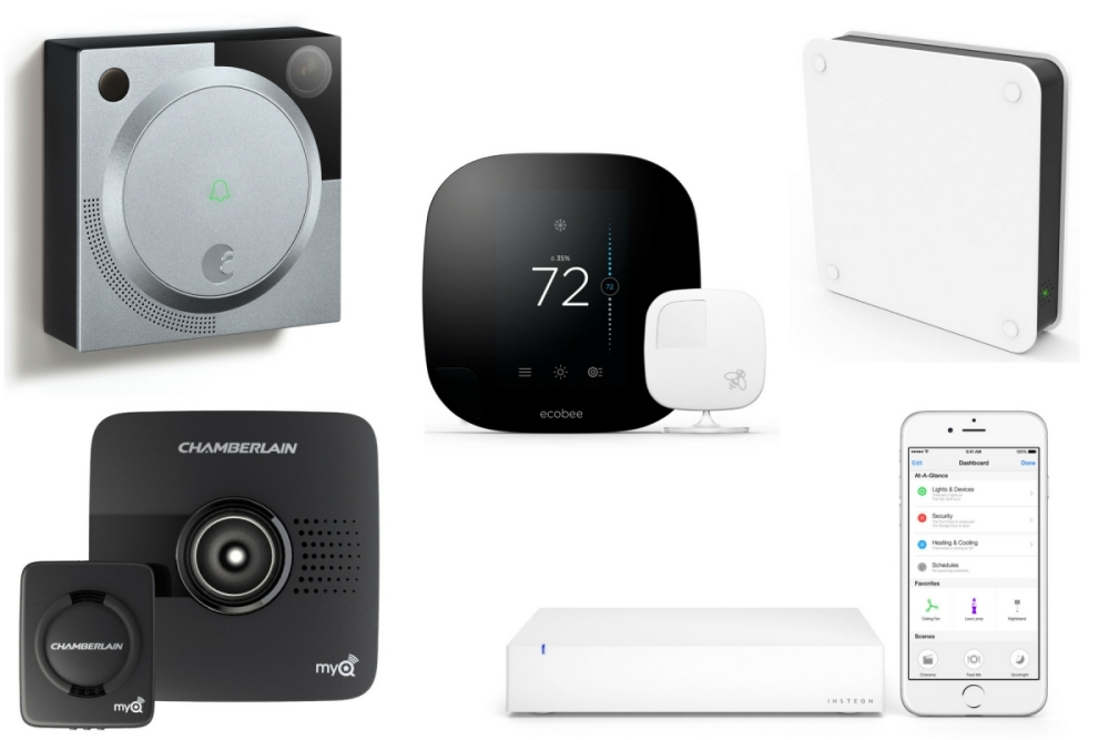Smart House Wish List